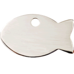 Stainless Steel Fish ID Tag 02 FI ZZ