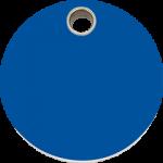 Plastic Dark Blue DB
