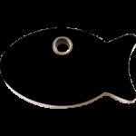 Plastic Fish Tag 04 FI