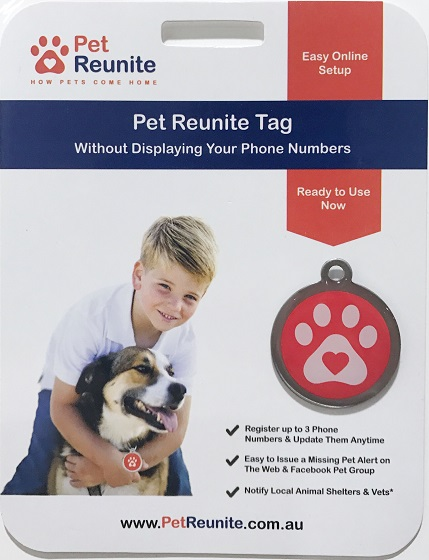 Pet ID Tags for Small Dogs