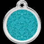 Glitter Aqua AQ