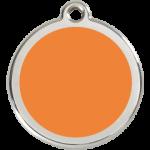 Enamel Orange OR
