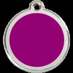 Enamel Purple PU