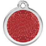 Glitter RED RE